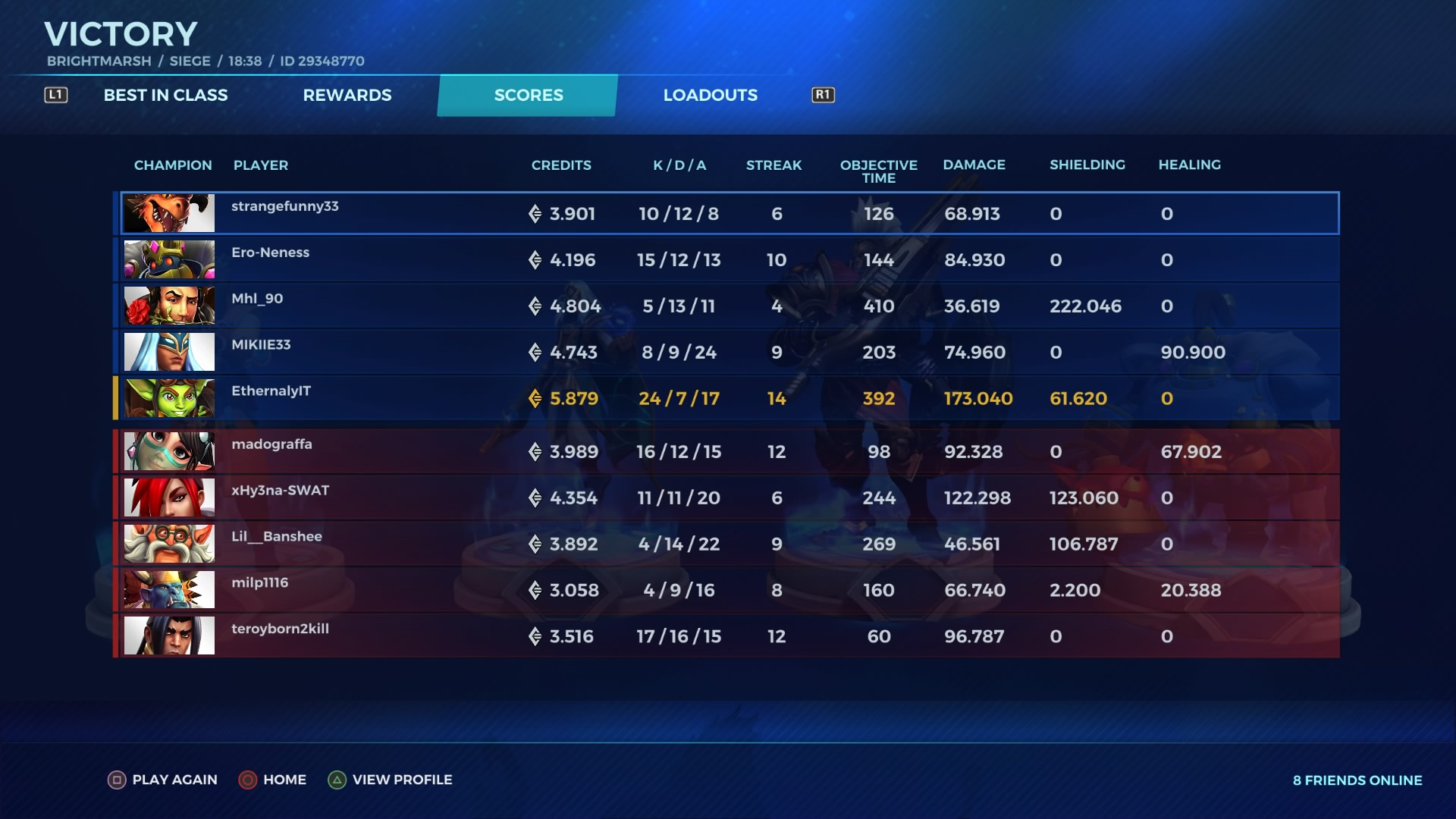 Ethernaly.it - Paladins PS4, doppio tank con Mhl_90